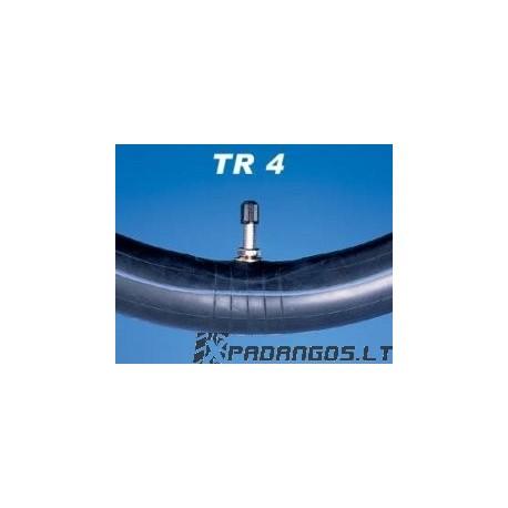 Motorolerių padangų kamera Ventil TR 4