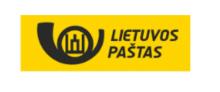 Pristatymas su Lietuvos paštas